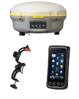 Роверный комплект GNSS Trimble R8s RTK GSM/Radio + Trimble Slate(extended batteries)