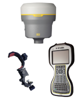 Роверный комплект GNSS Trimble R10 RTK GSM/3G/Radio + Trimble TSC3